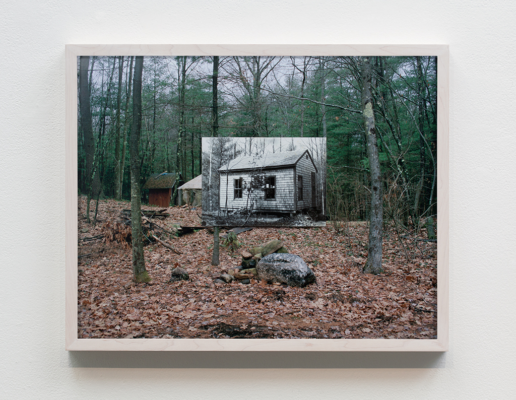 Forest Kelley, Michael's Cabin 1983/1998, 2012